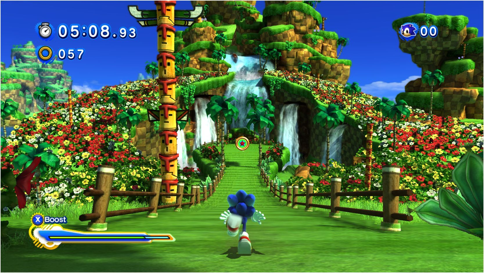 Sonic Generations (PS3) | Video Games | Pinterest | Sonic