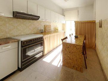 Thessaloniki Apartment modern kitchen