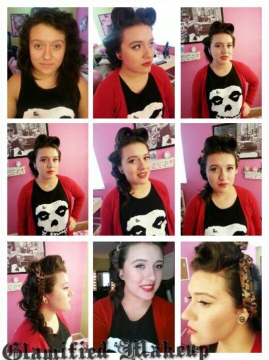 Pin Up Hair n Makeup By Me