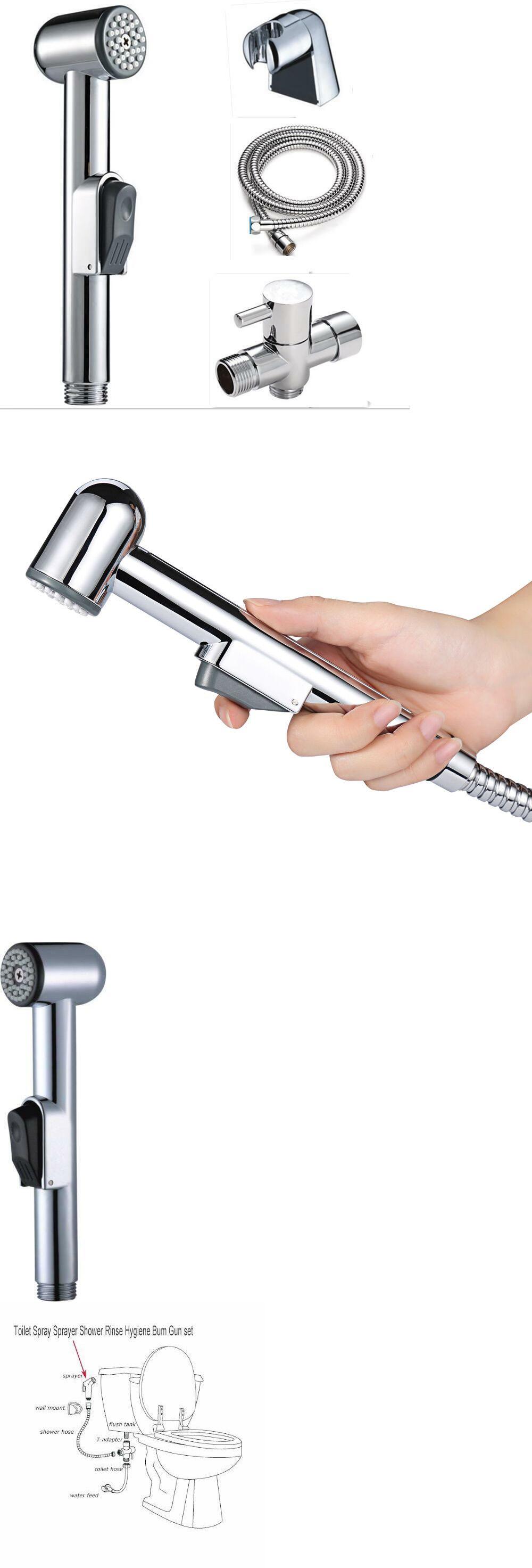 Bidets And Toilet Attachments 101405 Bidet Sprayer Toilet Shattaf
