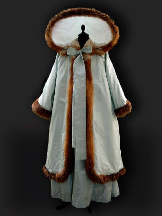 Coat Hood Detail 18th Century Capes Cloaks 18th