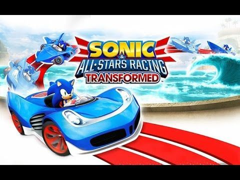 PS3] Sonic & All Stars Racing Transformed *Game Completed