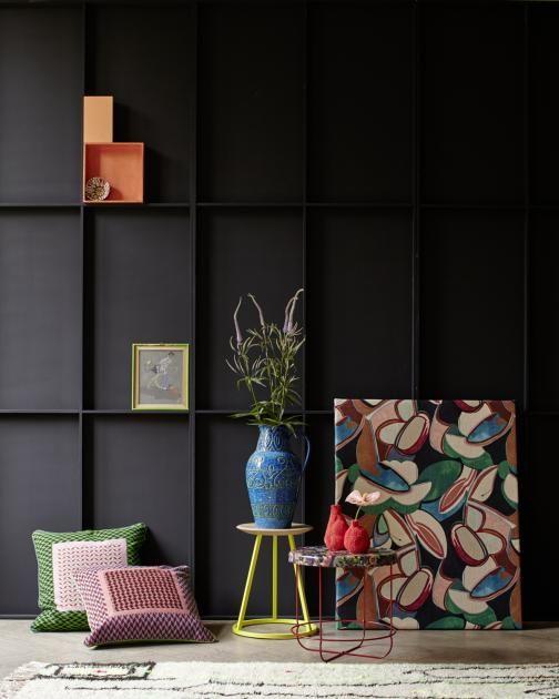 Elegant Die Graue Wand: Grau Als Grundlage