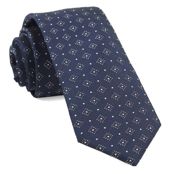 Self tie bow tie - Blue Flowers & leaves - Notch HYLLNING BLUE Notch 56BkVAZ