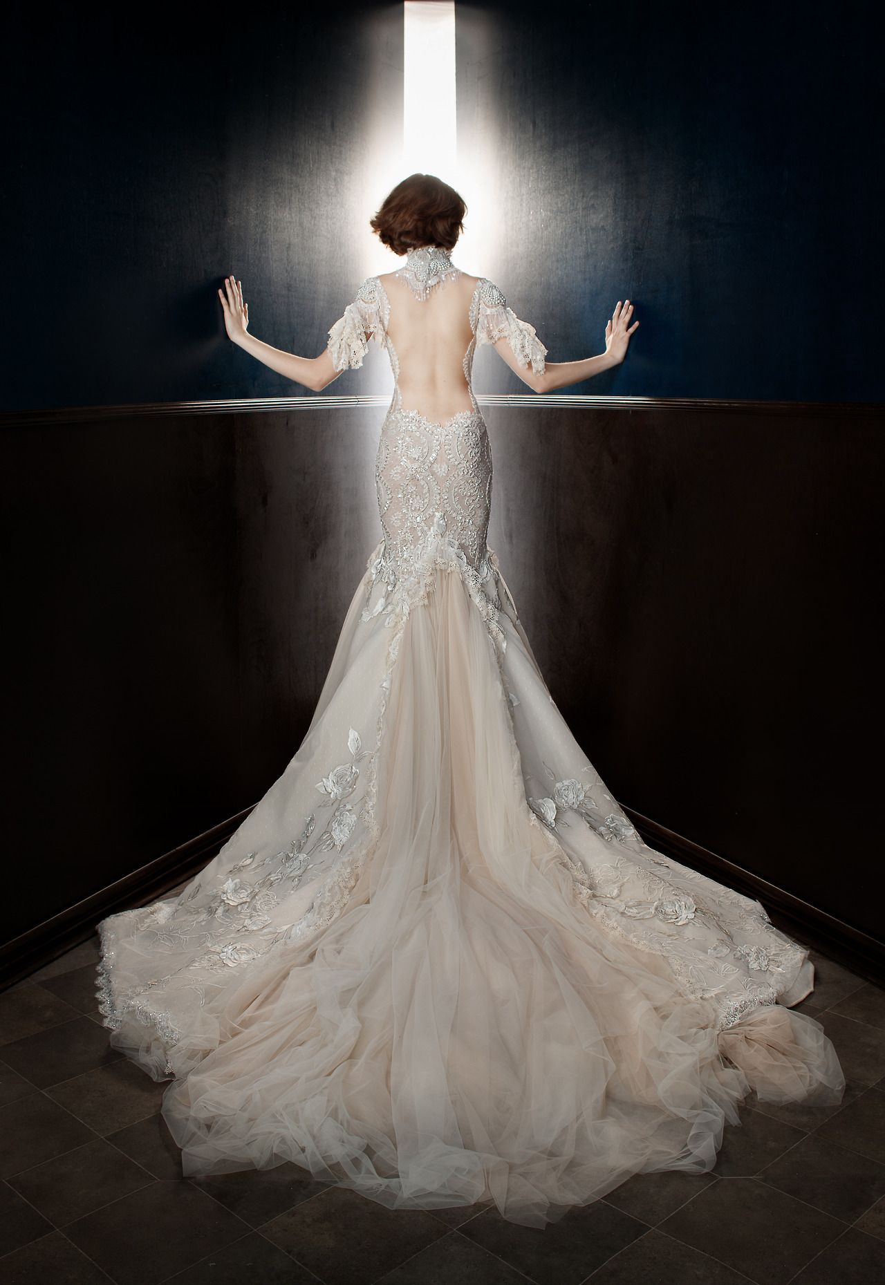 Eclectdissect galia lahav spring summer bridal collection