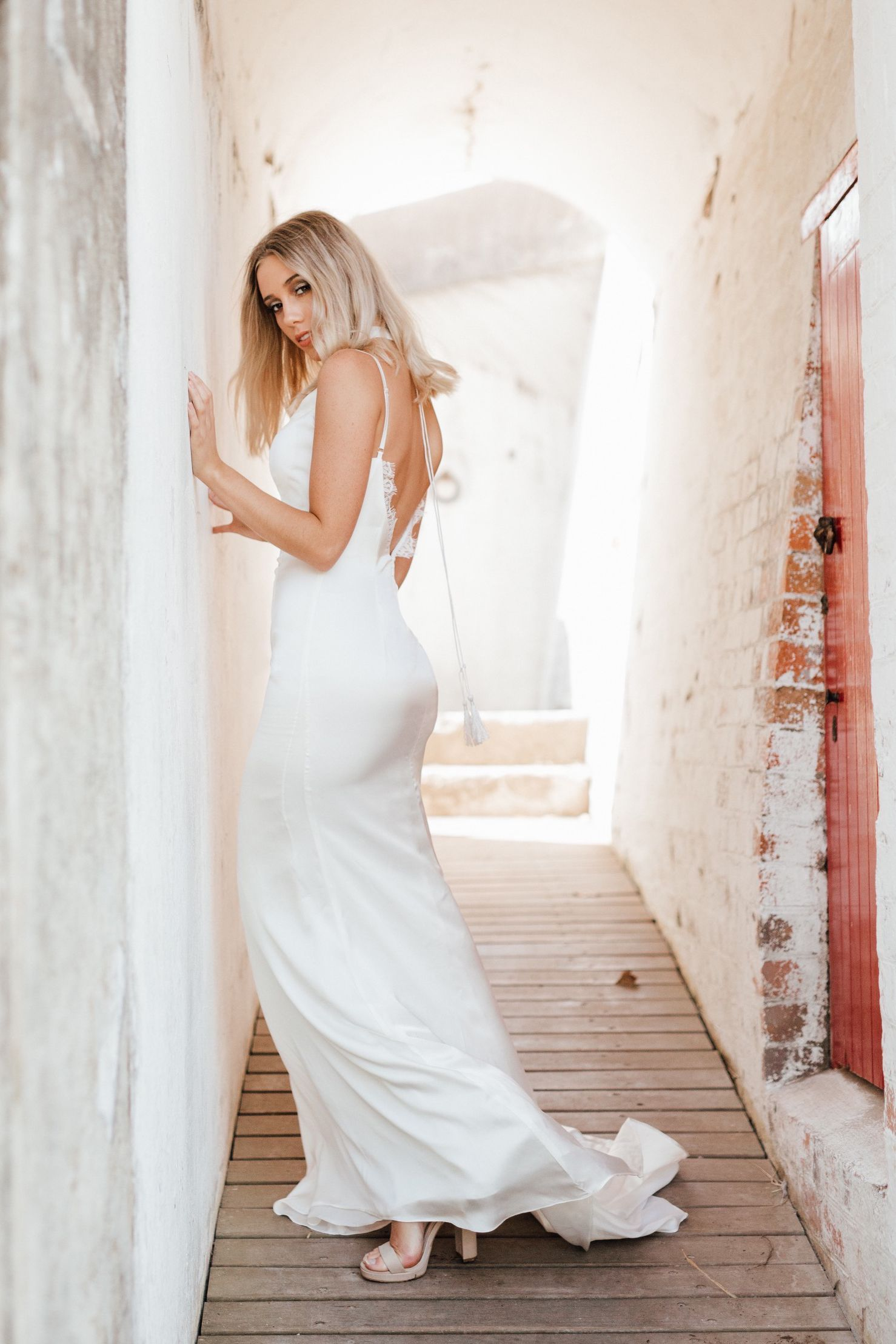 Goddess by nature dreamy designer wedding dresses for the modern
