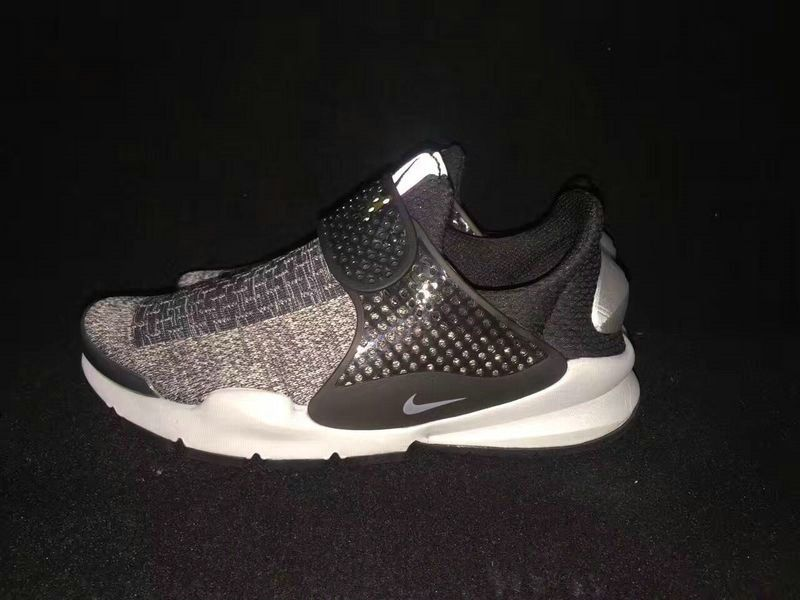13438ad268a56 UK Trainers 2018 Unisex Nike Sock Dart SE PRM 3M Charcoal Grey Off White  blanc Bronze Black Noir 859553 002 Youth Big Boys Shoes