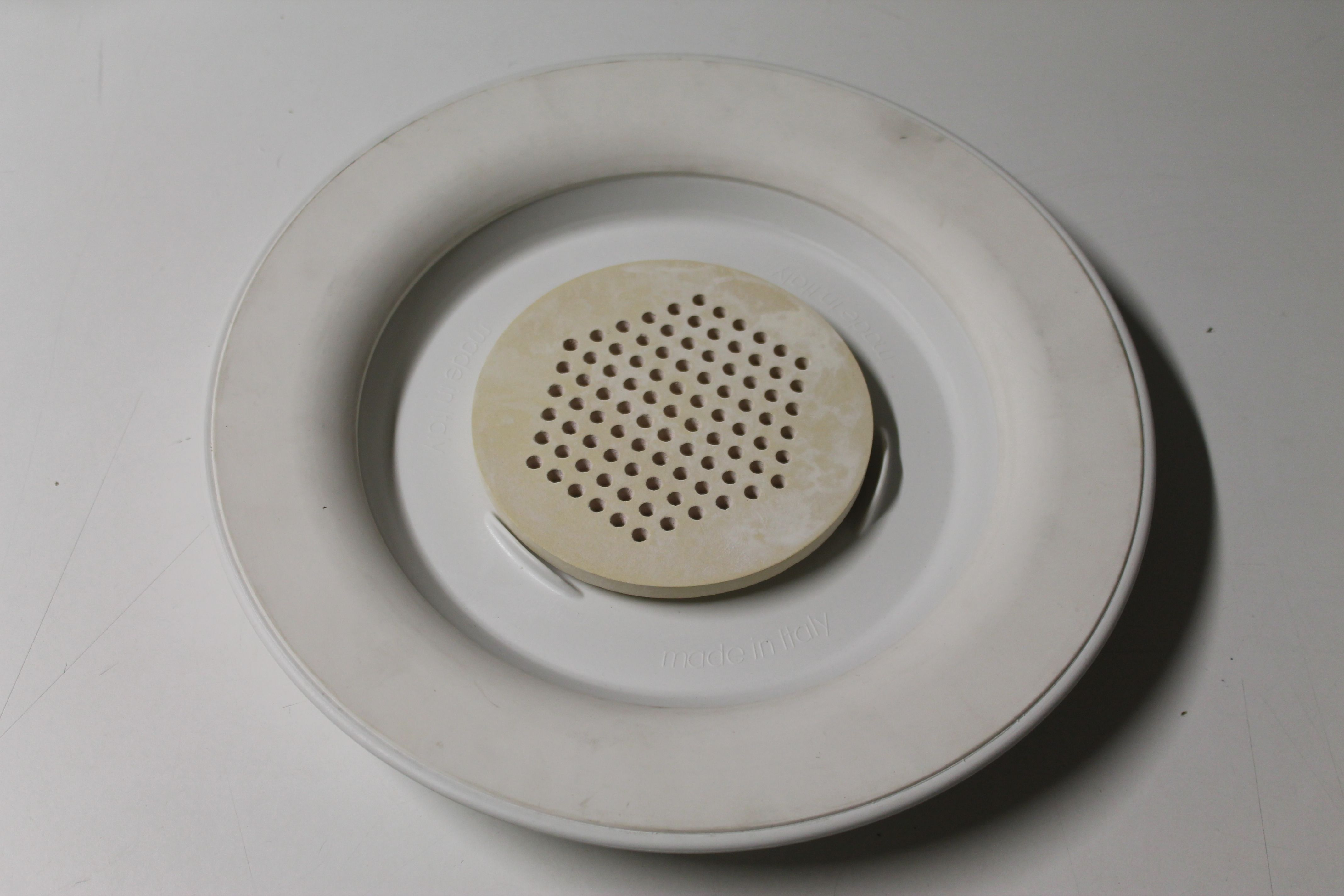 Culinaris Küchenaccessoires ~ Sottopiatto pepita by domital per tenere in caldo gli alimenti