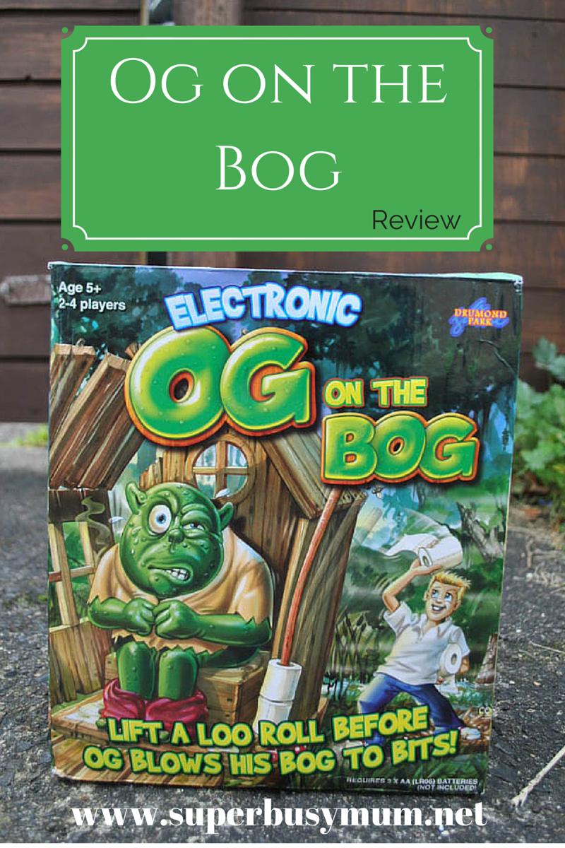 og on the bog Games, Games for kids, Game reviews