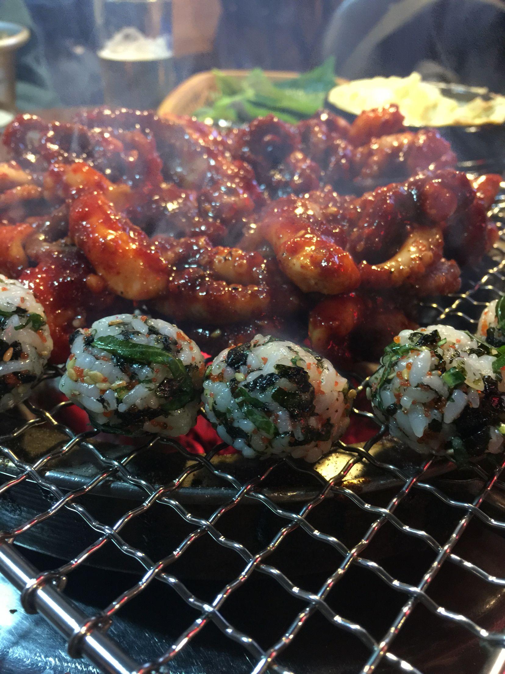 #Food #foodlover #foodoftheday #foodpic #delicious  #Instafood #Foodstagram #webfoot_octopus #yummy #먹방 #먹스타그램 #맛스타그램 #푸드스타그램 #맛집 #냠냠 #양재 #황재벌 #쭈꾸미 #알밥 이 날 배가 찢어졌다는 후문이...