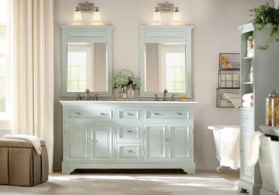 Lovely Sadie Double Vanity   Bath Vanities   Bath Vanity   Bathroom Vanity  Cabinets | HomeDecorators.com