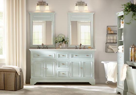 Sadie double vanity bath vanities bath vanity bathroom vanity cabinets homedecorators com