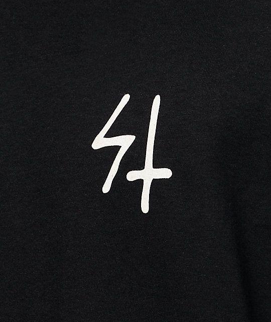 36359683 Sketchy Tank Trust Black Long Sleeve T-Shirt   TEE   Tank tattoo ...