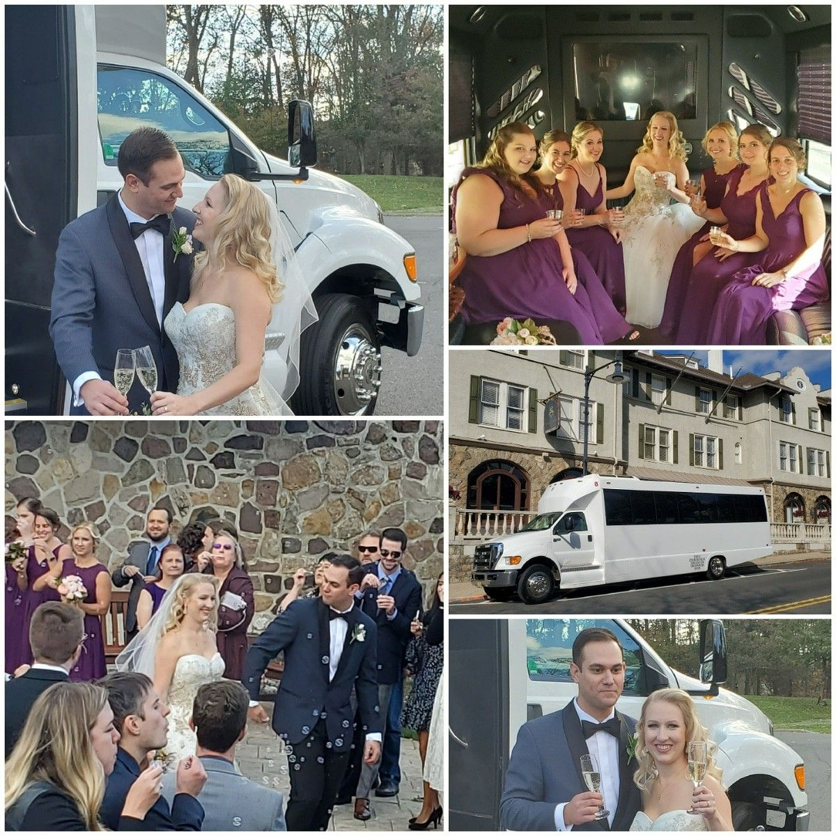 Pin on bus transportation westfield nj limo and