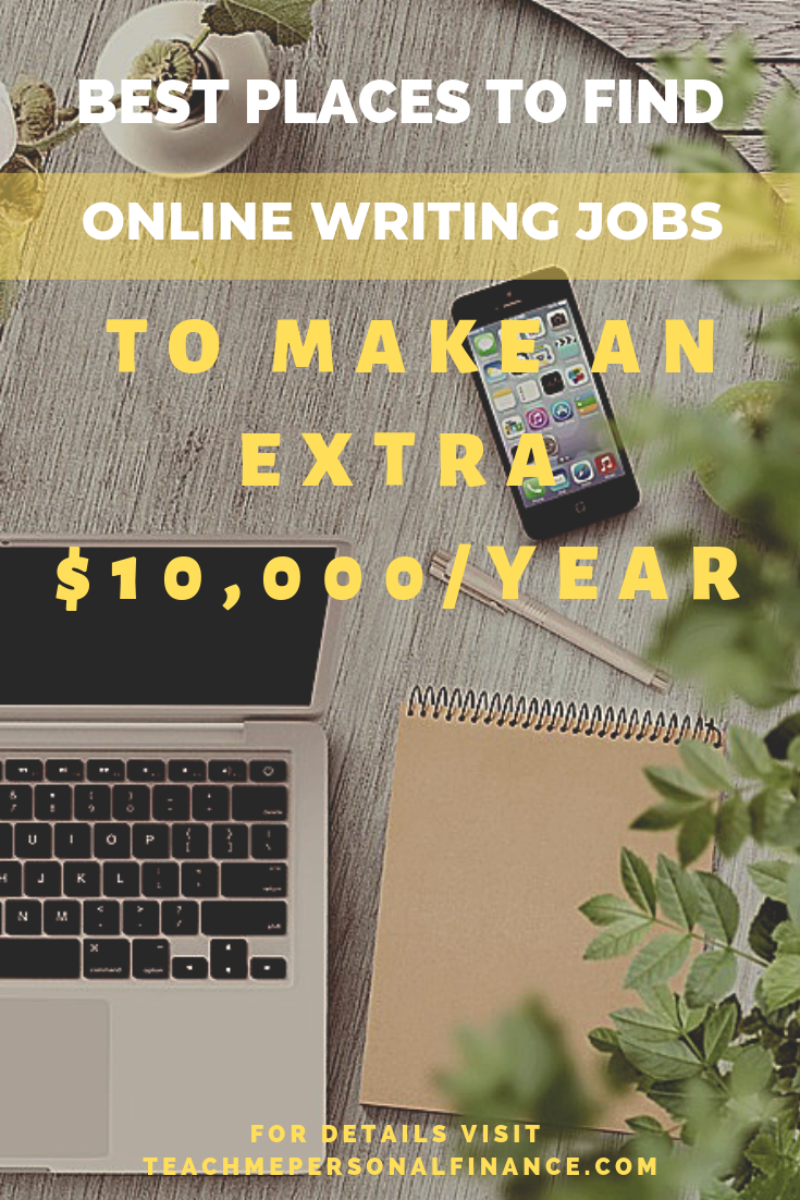 Best Places To Find Online Writing Jobs 2020 Online Writing Jobs Writing Jobs Money Management