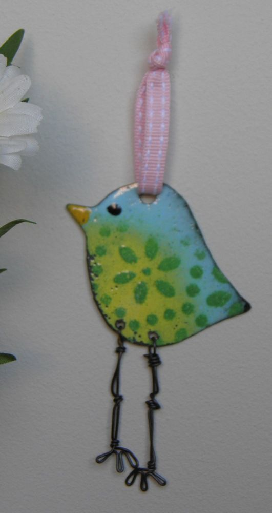 enameled lovebird