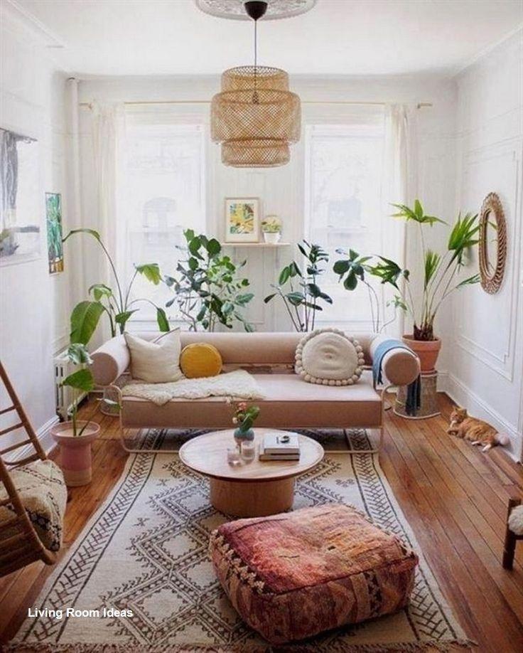 Cozy Living Room Decor For Small Modern Boho Or Rustic Living Rooms In 2020 Bohemian Living Room Decor Indian Living Rooms Winter Living Room Decor #small #rustic #living #room #ideas