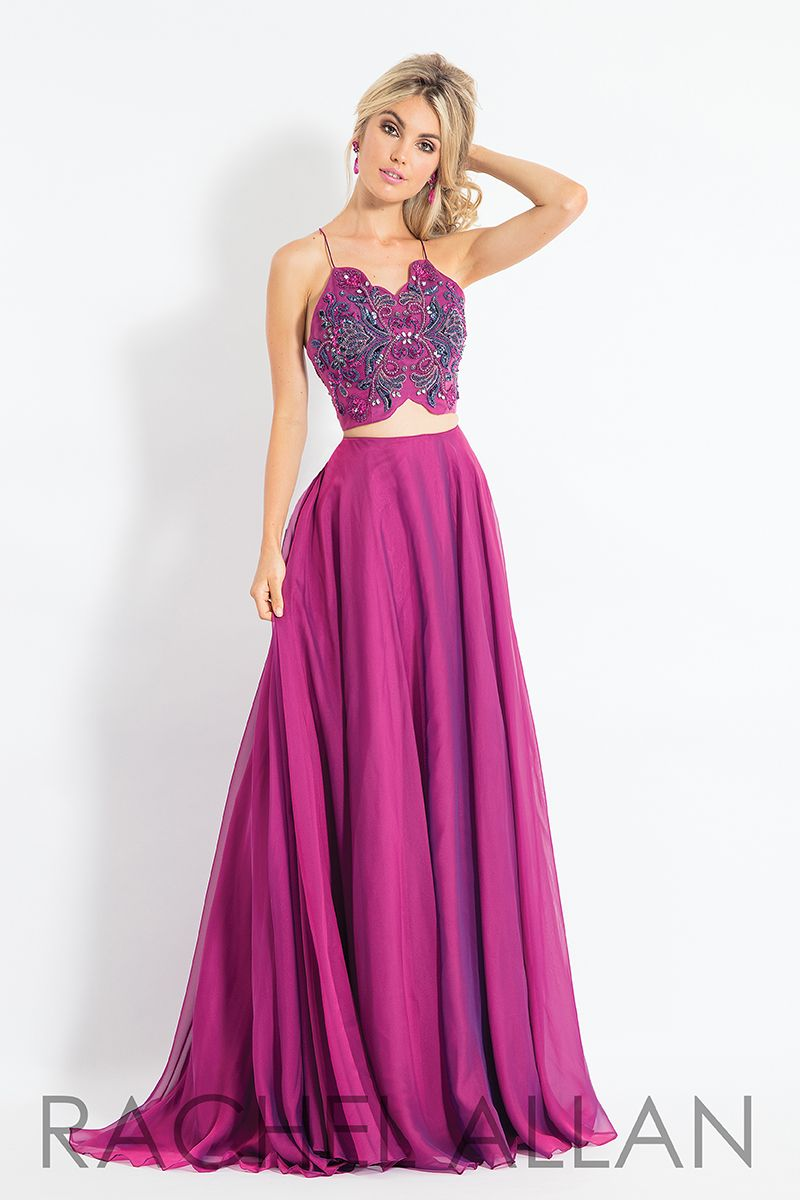 Style 6126 in Magenta | FORMAL DRESSES | Pinterest | Prom ...