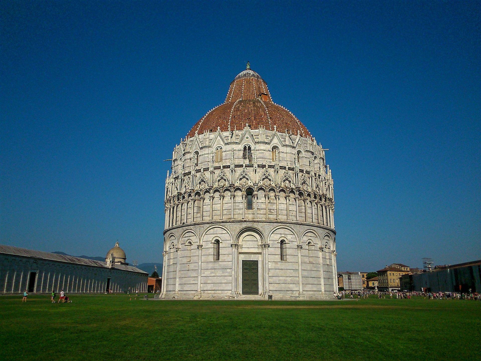 Battistero - Pisa | Pisa, Toscana e Guida di viaggio