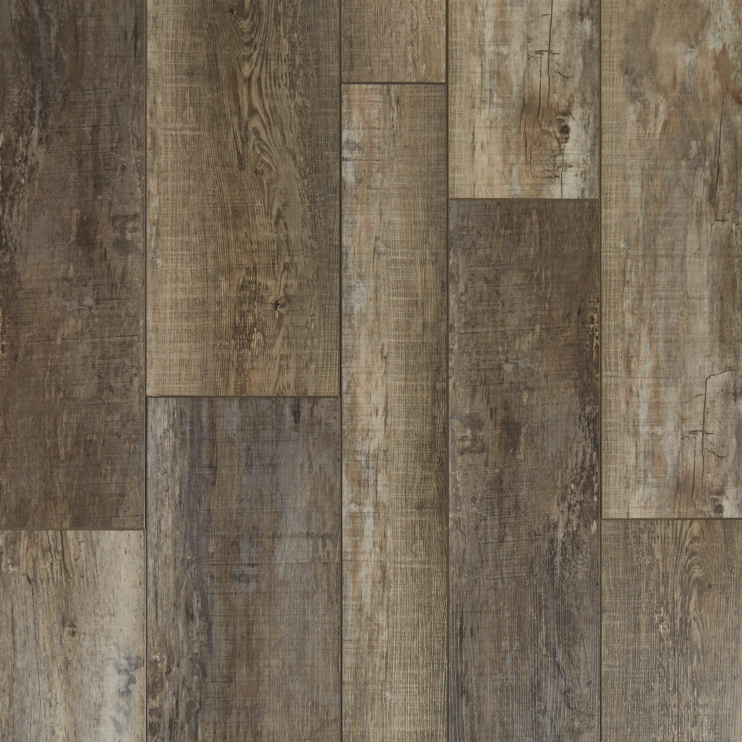River Port Multi Width Rigid Core Vinyl Plank Cork Back Vinyl Plank Luxury Vinyl Plank Flooring