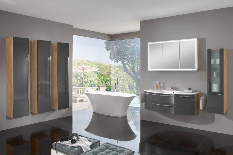 overstock kitchen chicago bathroom stock to custom vanities double look cabinets bath make in how