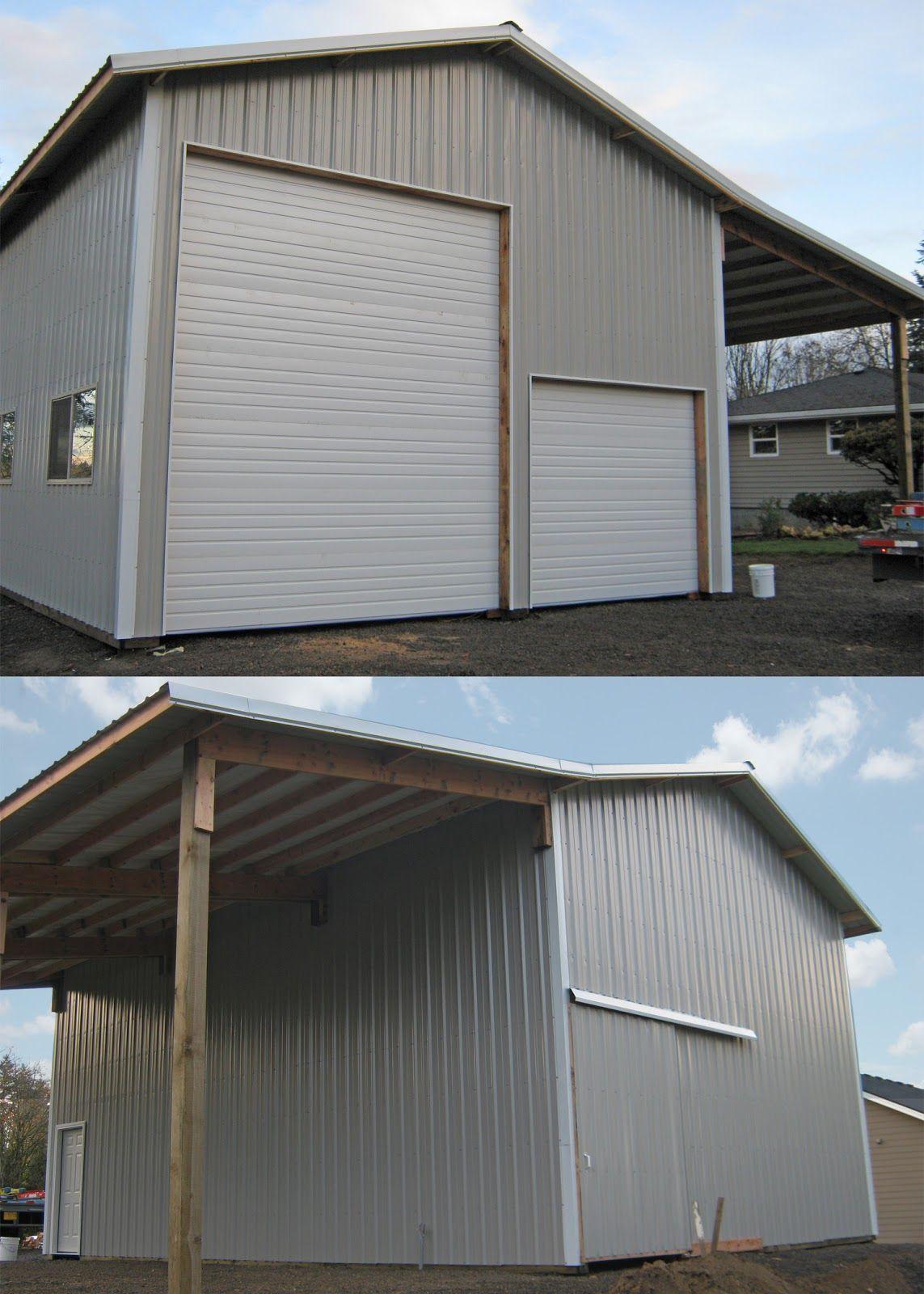Econ O Fab Building S Blog Garage Door Design Carriage House Doors Pole Buildings