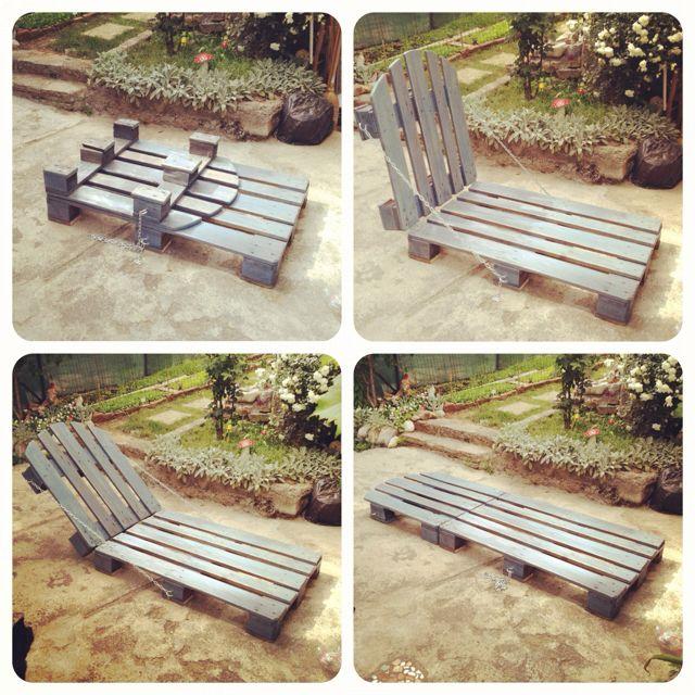 Europallets DIY –
