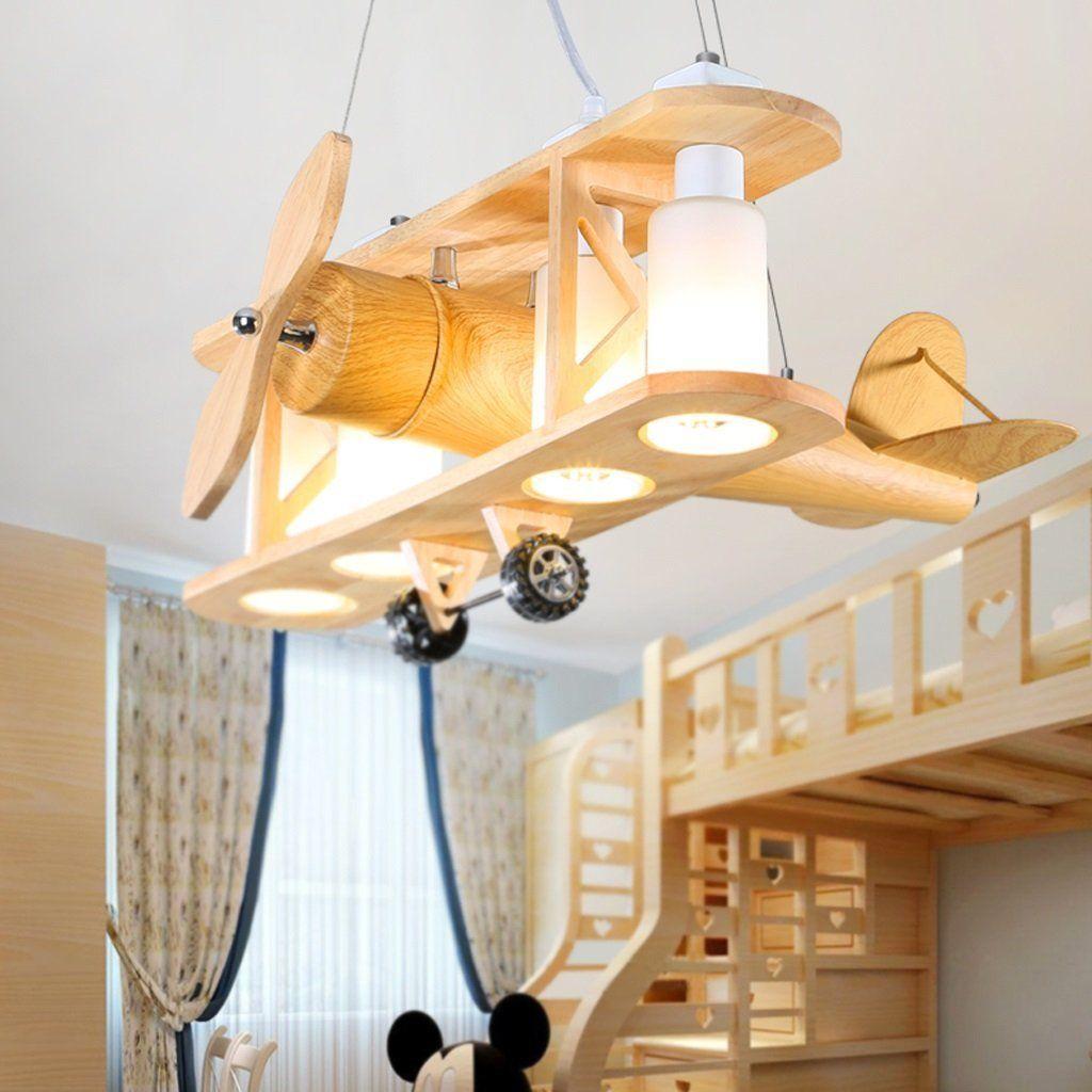 ✈ Pilotenzimmer: Deckenleuchten Kreativ Kinder Zimmer Deckenlampe ...
