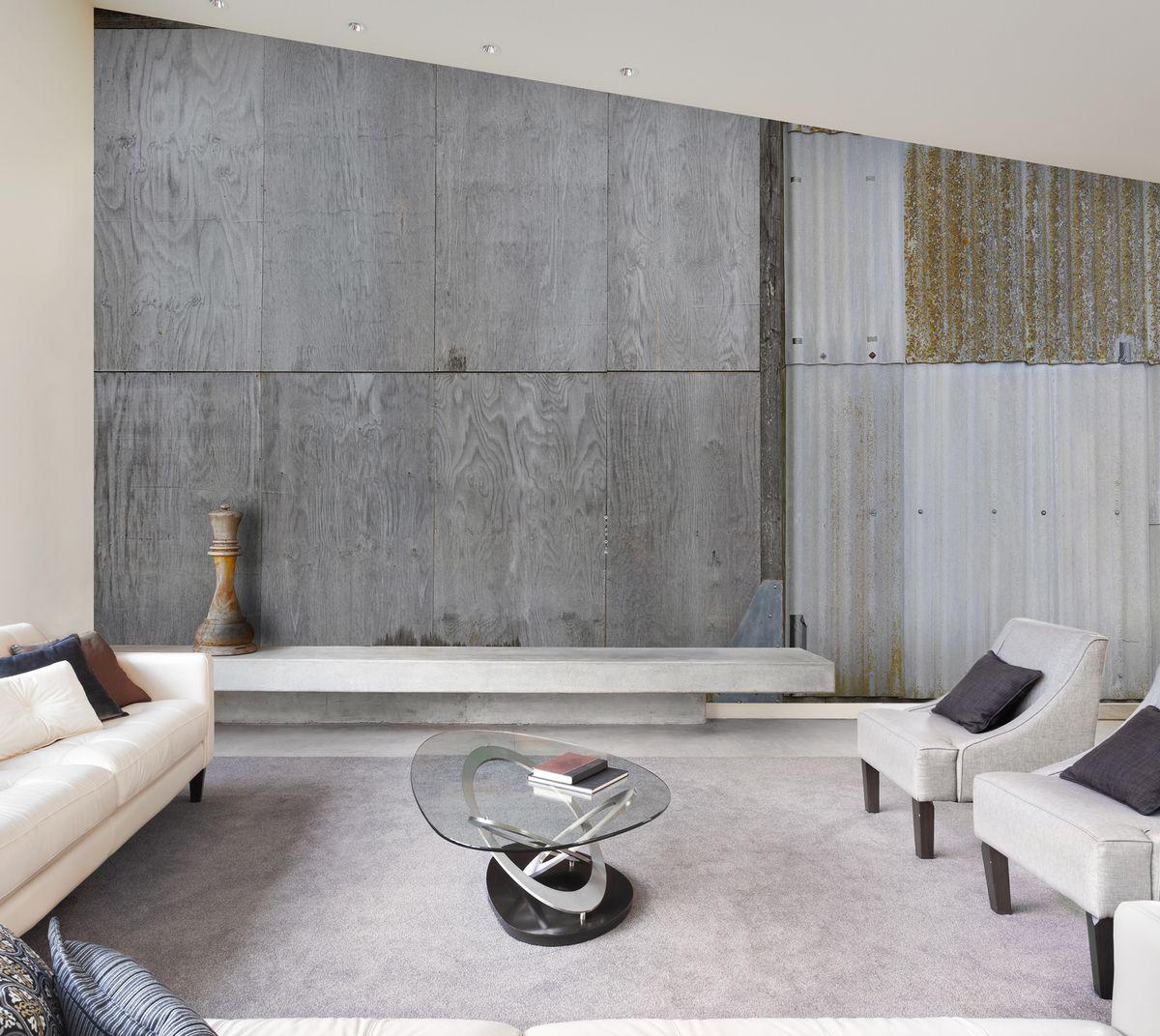 belles mati res incr ation rev tement mural et papier. Black Bedroom Furniture Sets. Home Design Ideas