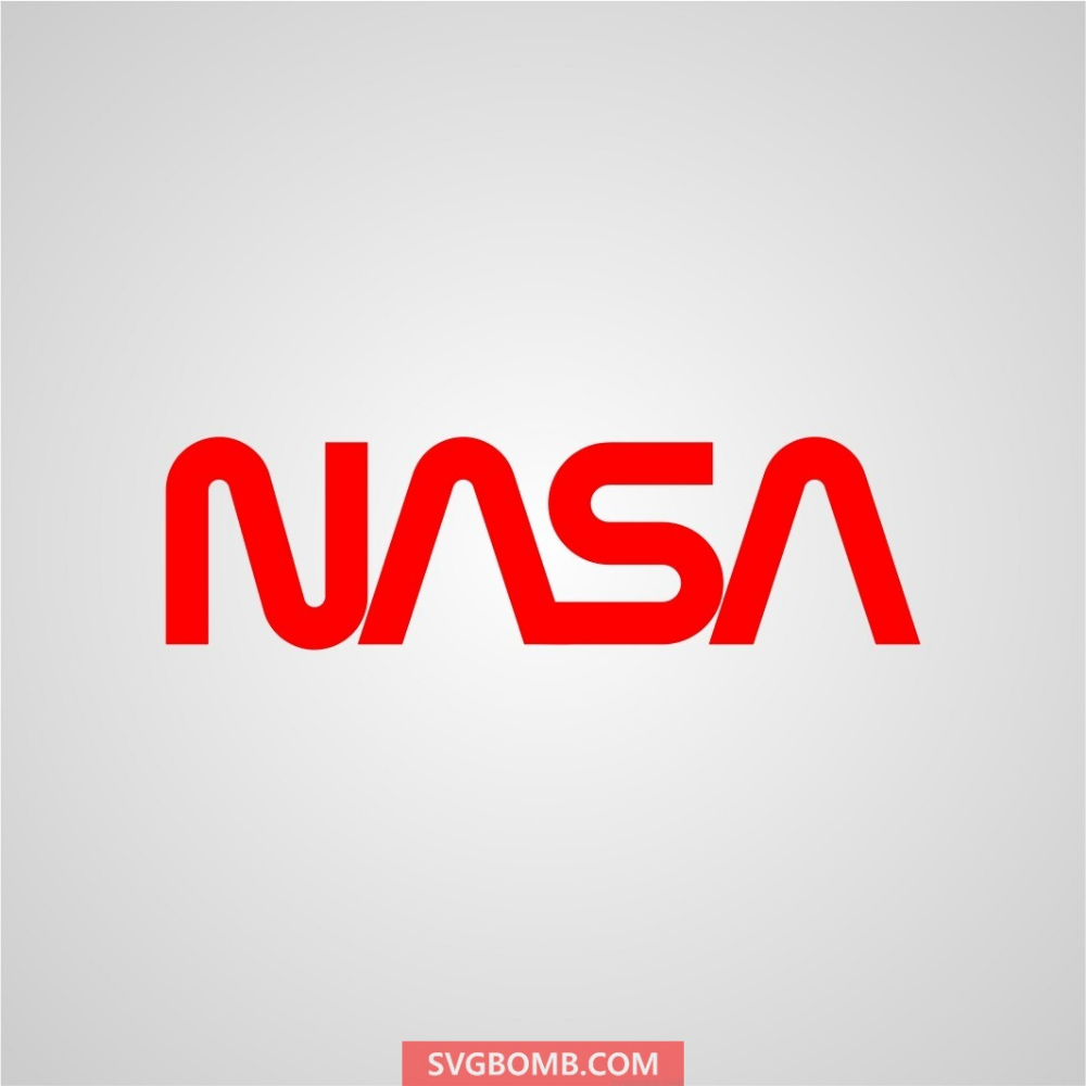 Nasa Logo Font SVG in 2020 Nasa logo, Logo fonts, Logos