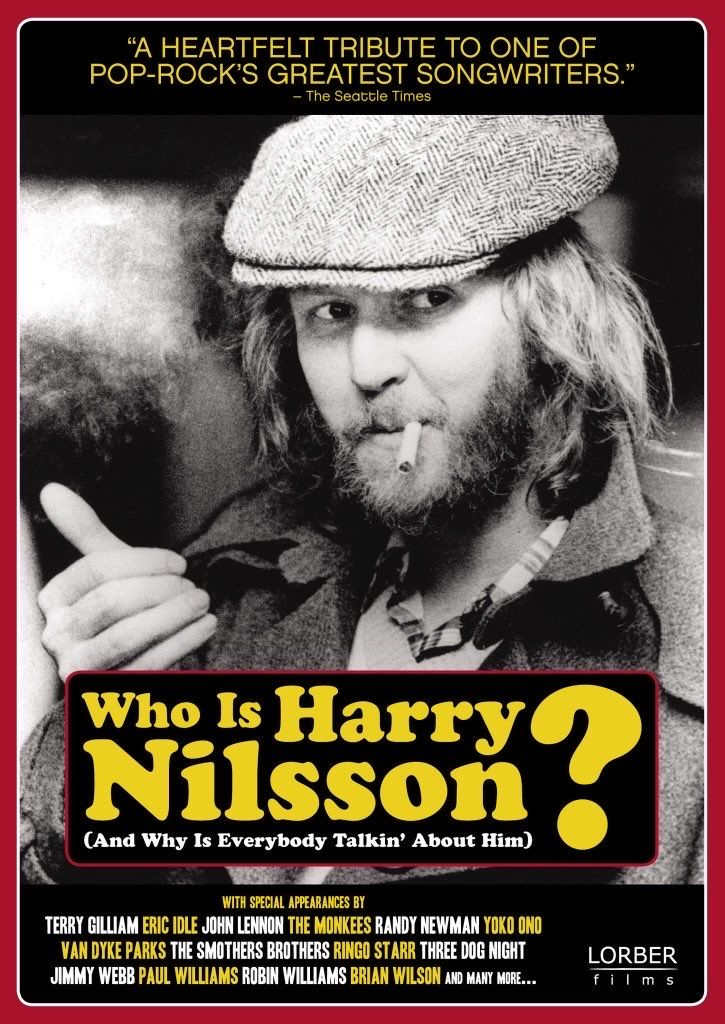 Harry Nilsson in 2020 (With images) Harry nilsson, Robin