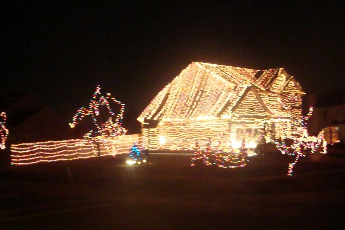 Must See Christmas Light Displays in Northeast Ohio   Ohio things to ...