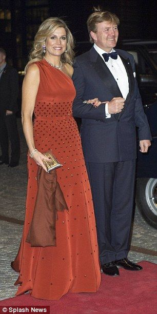Pin by Debby Lindeman on King Willem Alexander and Queen Maxima ...