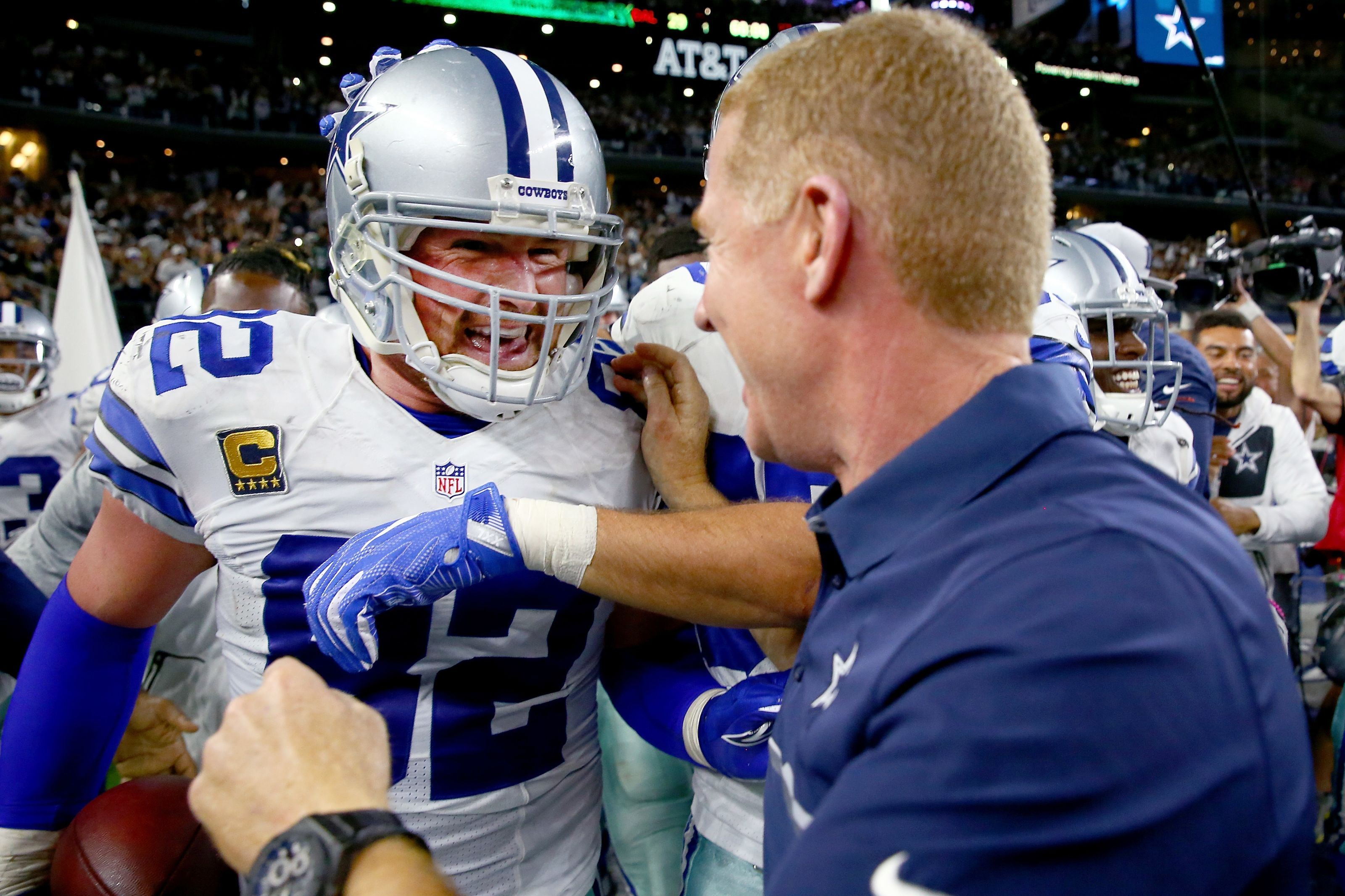Dallas Cowboys 5 free agents that will be back but won't