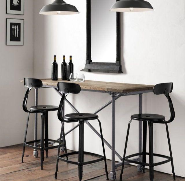 Flatiron Counter Table
