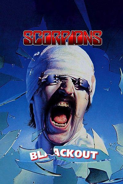 Resultado de imagen para álbum de la banda Scorpions ''Blackout'