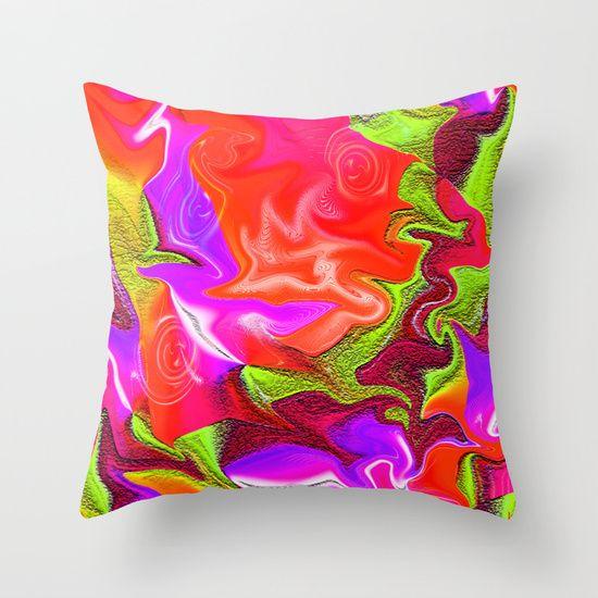 abstract,digital,art,colors,pink,yellow,orange,purple ...