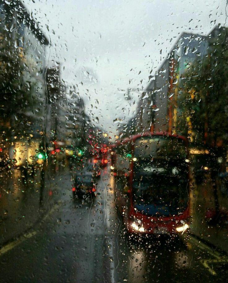 Autumn In London , photography Rain photo, Landscape