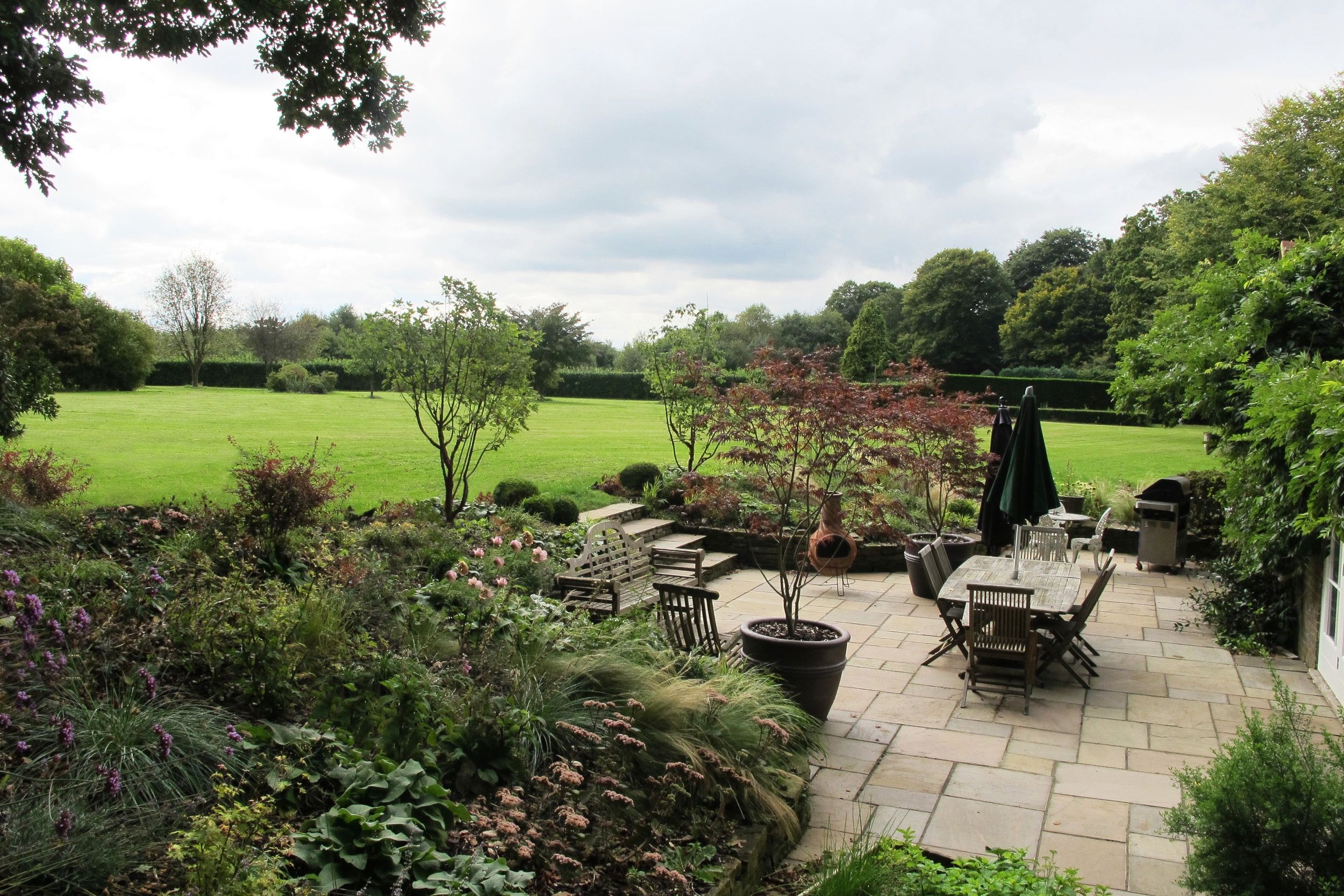 Hampshire (With images) | Garden design, Outdoor decor