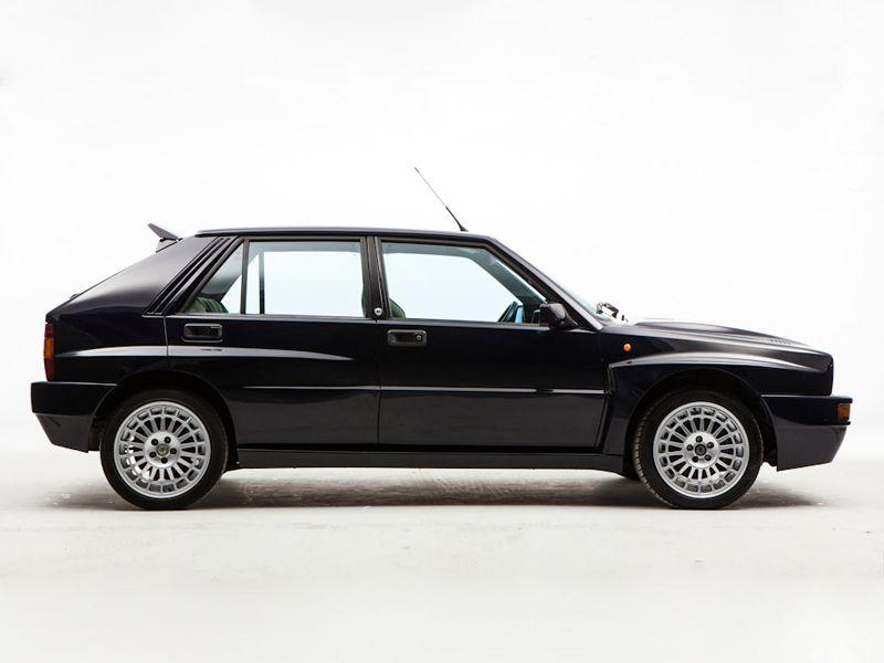 Lancia Delta Integrale Automobile Auto Evoluzione