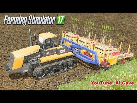 Farming Simulator 2017 New and Best Claas Xerion 5000