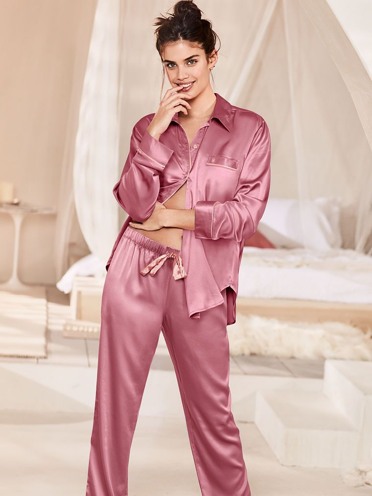 d52bb0f81baab The Afterhours Satin Pajama - Victoria's Secret | Christmas 2017 in ...