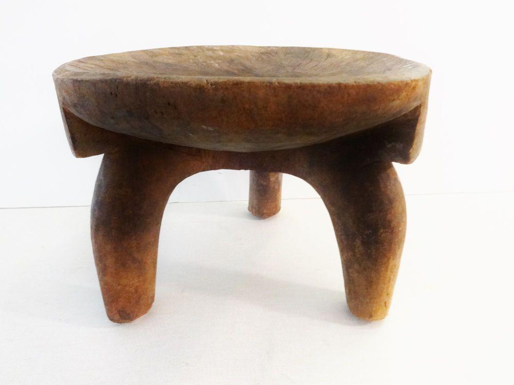 Phenomenal African Three Leg Carved Wood Milk Stool Hehe Gogo People Creativecarmelina Interior Chair Design Creativecarmelinacom