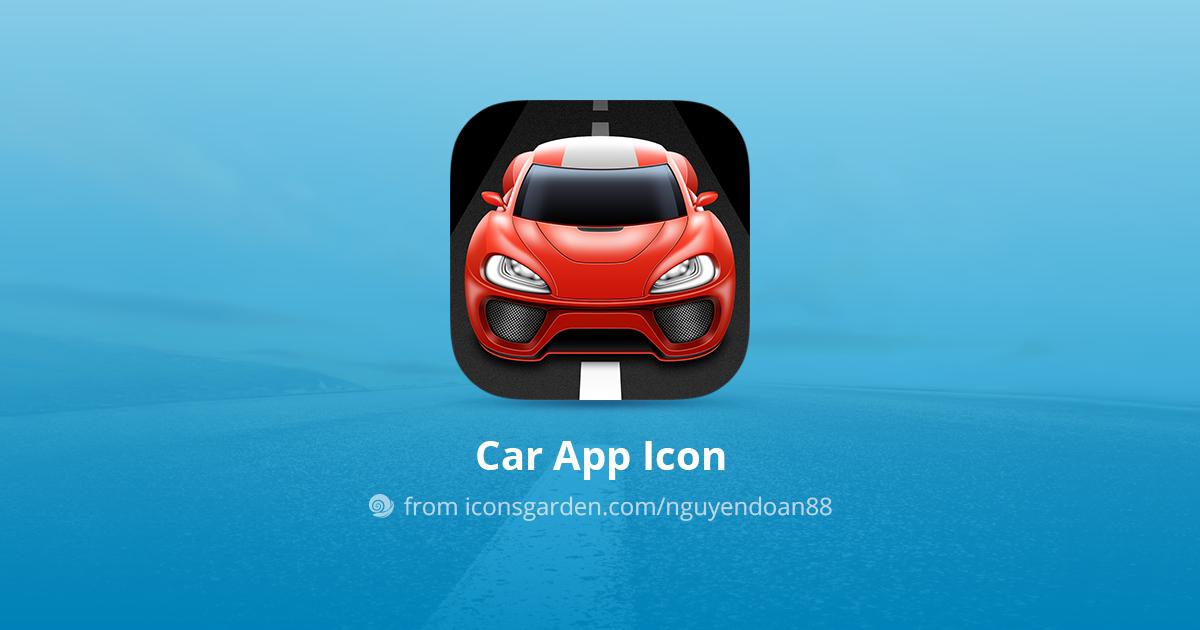 Icon Car Iconsgarden Icon download free, Car icons, Icon