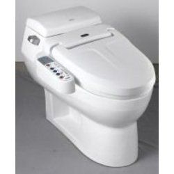Xime Electric Bidet Toilet With Images Bidet Toilet Combo