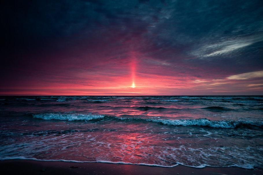 Mayuli Pena R On Twitter Sunset Wallpaper Beach Wallpaper Sunset Pictures