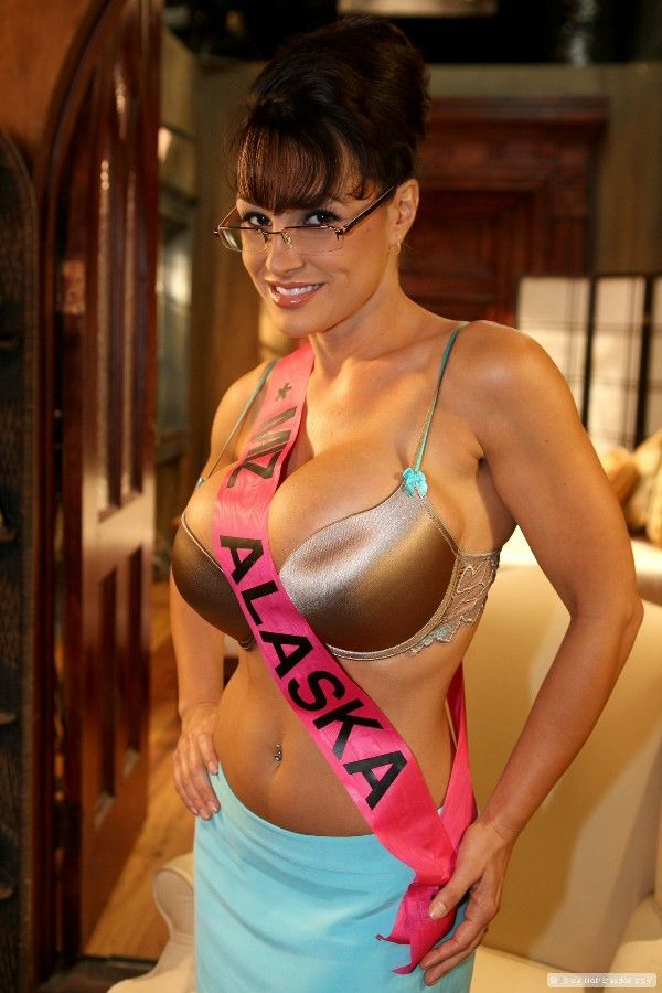 Sarah palin young big boobs nude sexy much the
