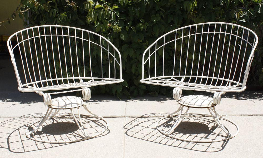 wicker barrel chair outdoor
