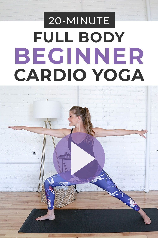 Beginner Cardio Yoga Flow