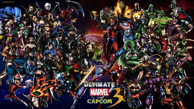 Ultimate Marvel Vs Capcom 3 Is Available On Playstation 4 Today Marvel Vs Capcom Marvel Vs Ultimate Marvel